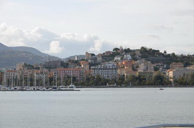 Ла Специя порт
