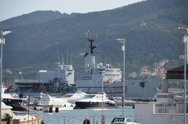 Порт Ла Специи