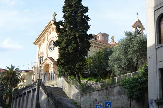 Церковь Святого Сердца Ла Специя