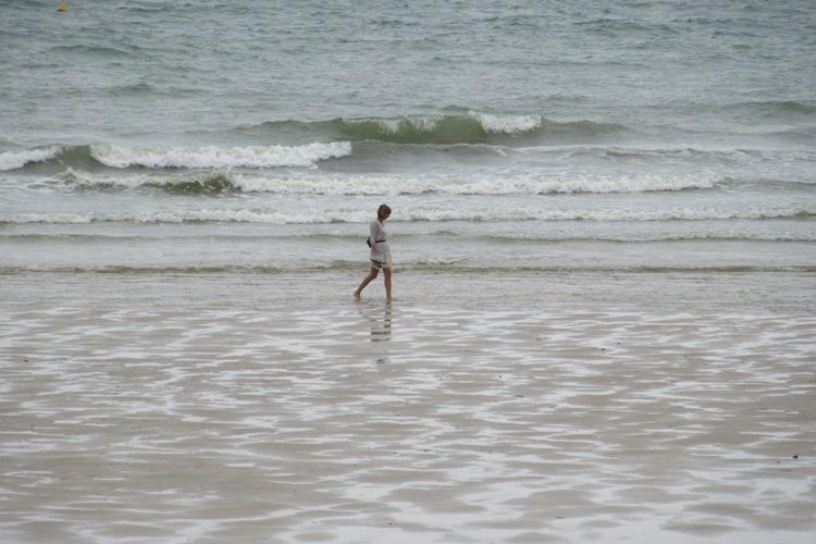 Ла-Манш пляж