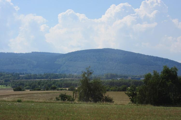 Горы Гарц в Саксонии