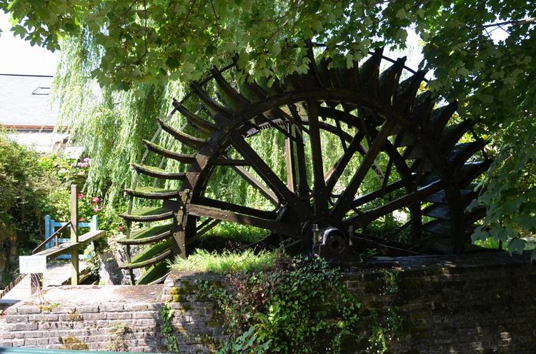 Мельницы на реке Вель