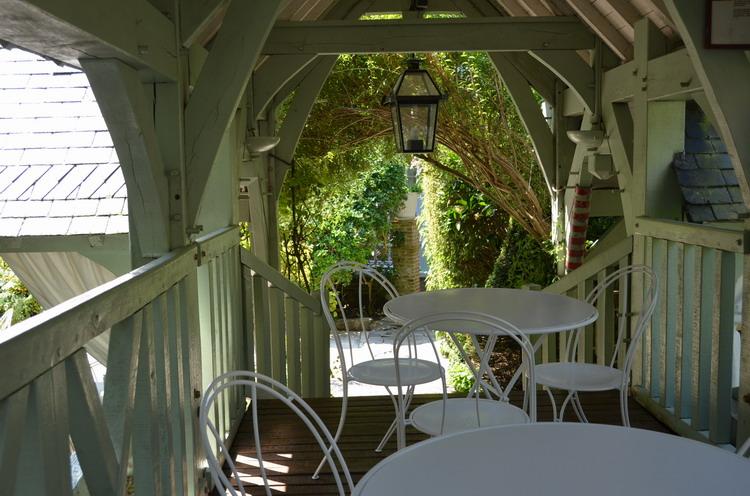 Вель-ле-Роз чайный домик