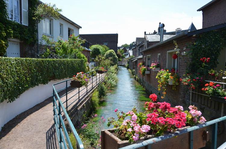 Вель-ле-Роз - самая короткая река Франции