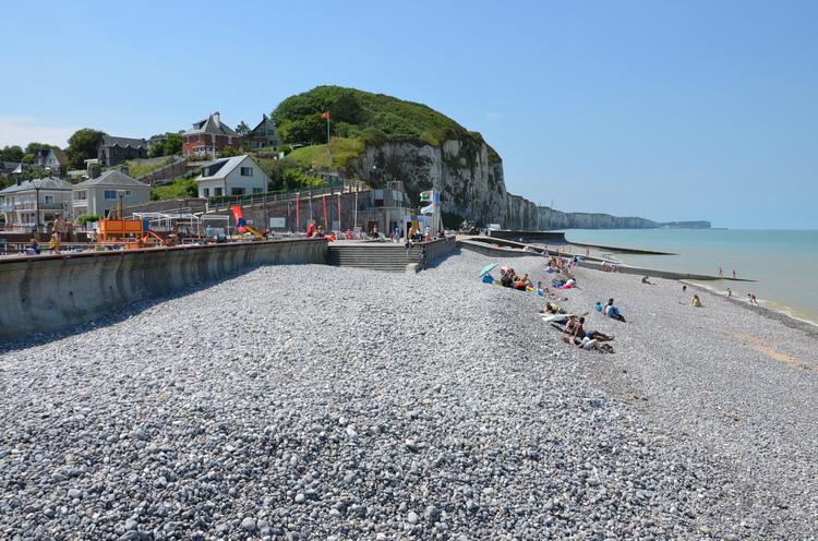 Вель-ле-Роз, пляж