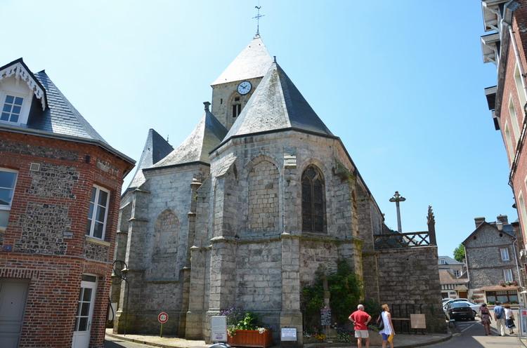 Вель-ле-Роз, церковь Сен-Мартен