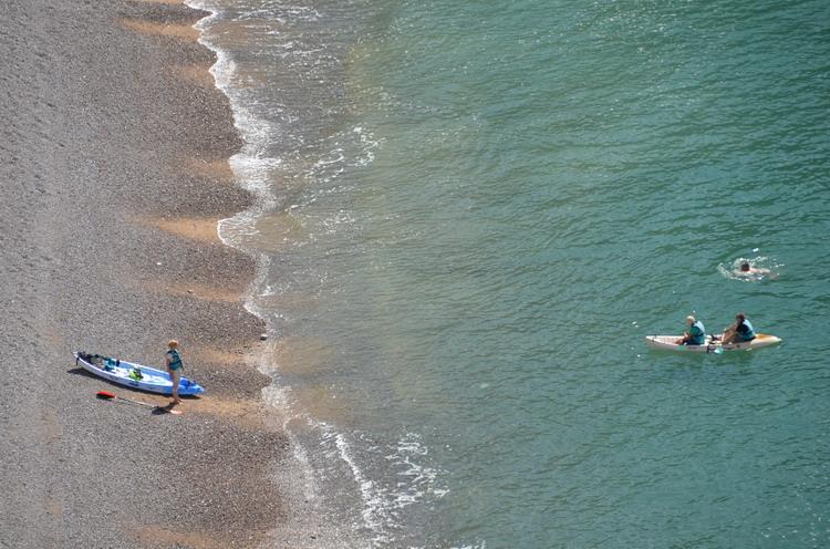 Алебастровое побережье пляж