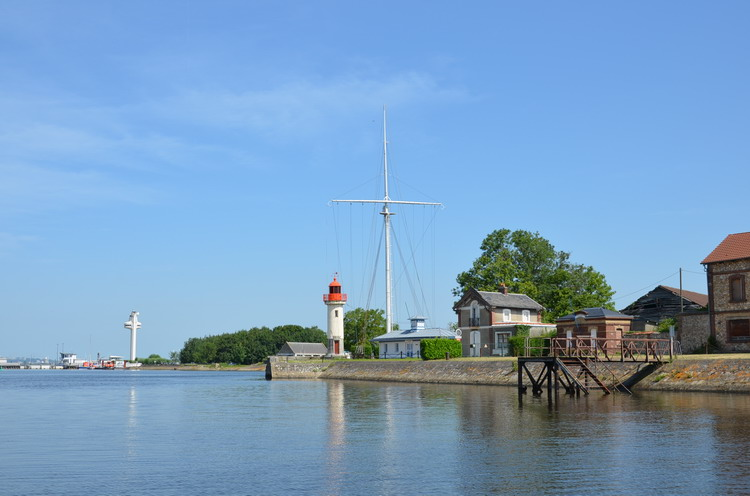 Онфлер прогулка на кораблике