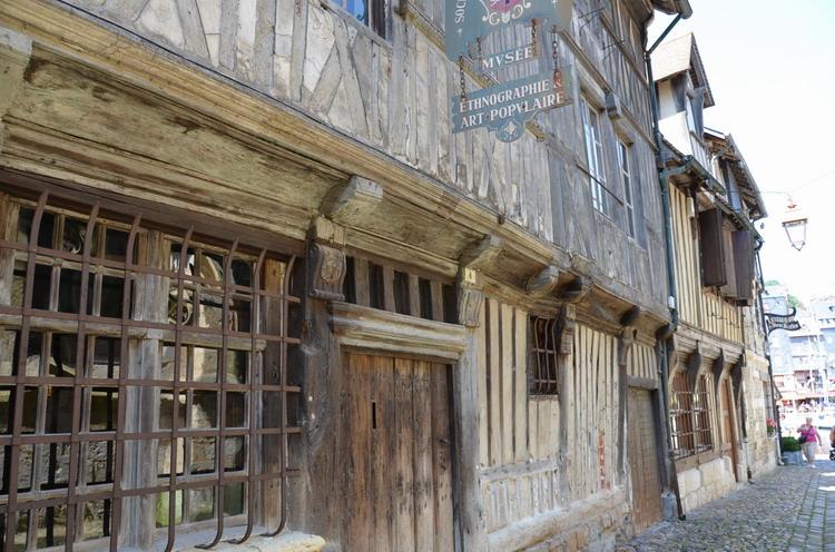 Онфлер Этнографический музей