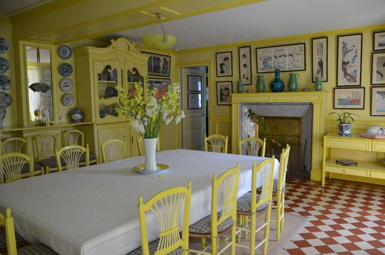Дом Клода Моне