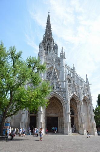 Церковь Сен-Маклу в Руане