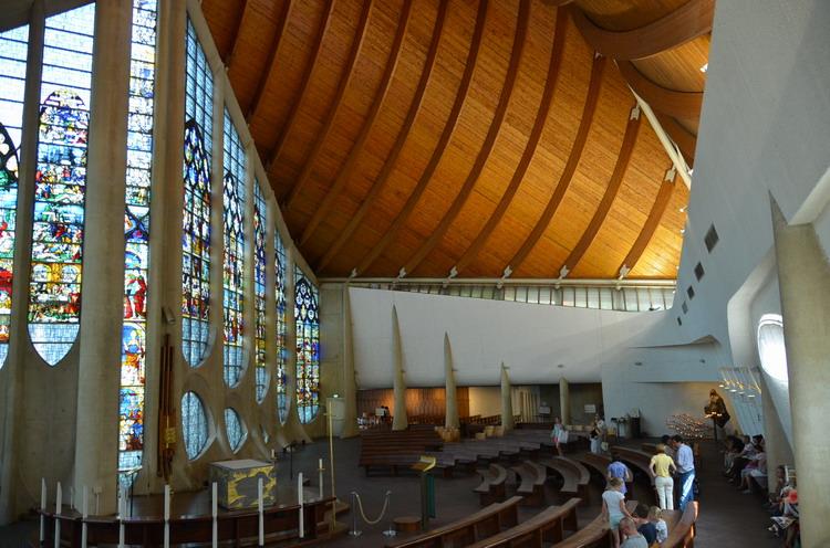 Церковь Жанны Дарк