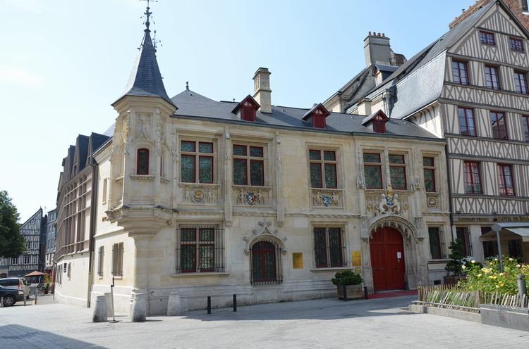 Отель Бургтерульд в Руане