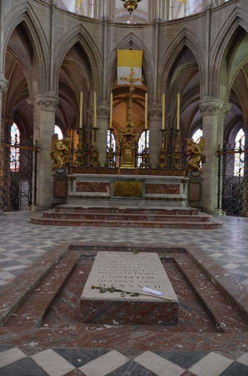 Захоронение Вильгельма Завоевателя