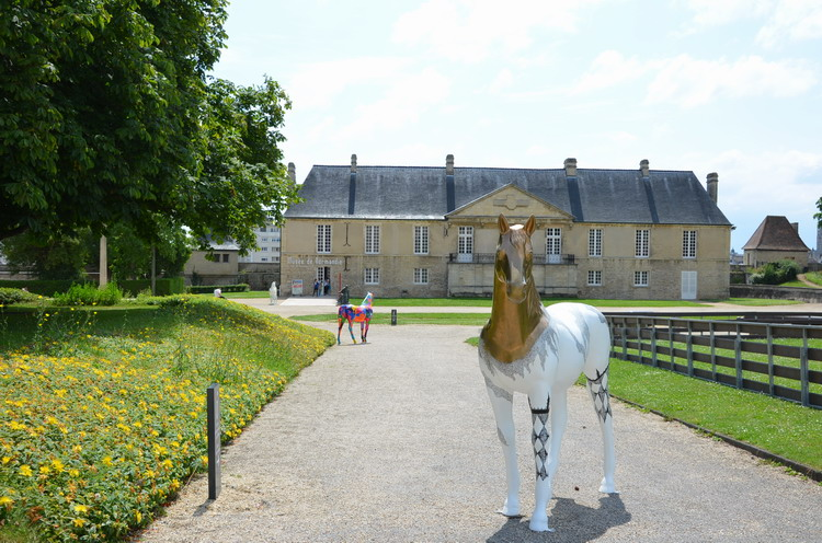 Канский замок, музей Нормандии