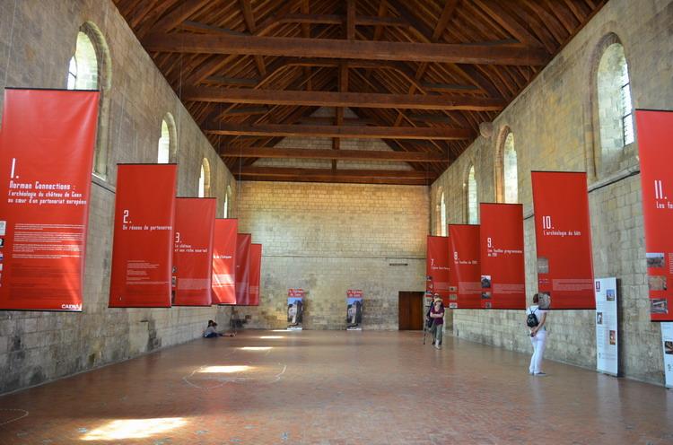 Здание казны в Канском замке