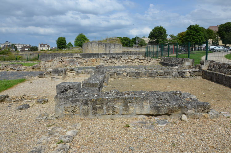 Дворец Вильгельма Завоевателя в Кане