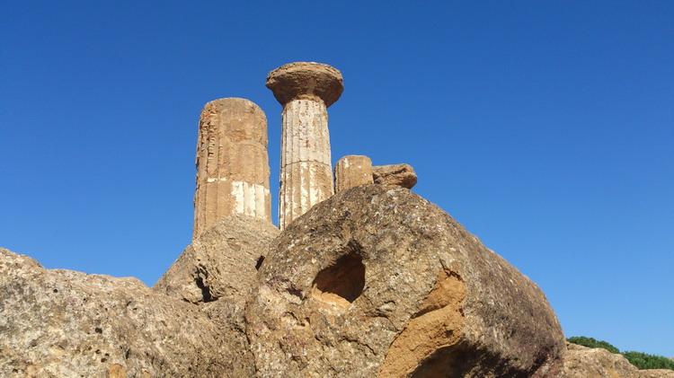 Долина Храмов, храм Геракла