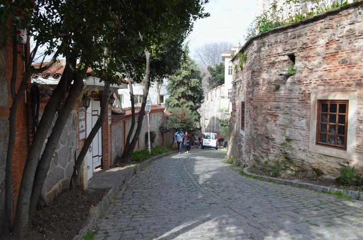 Стамбул улица Согукчешме