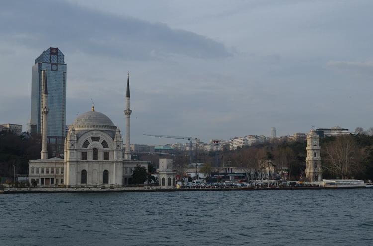 Стамбул, старое и новое