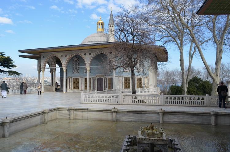 Стамбул Топкапы