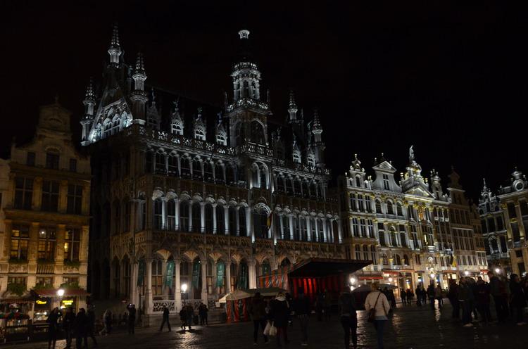 Брюссель. Дом Короля