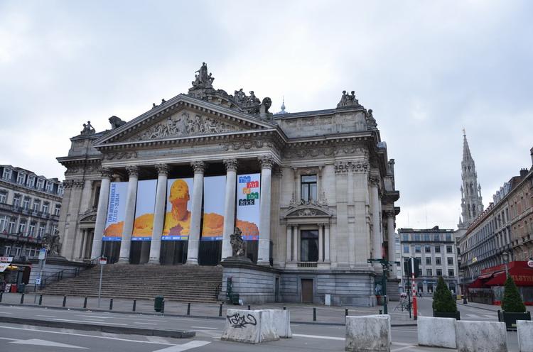 Брюссель, Биржа