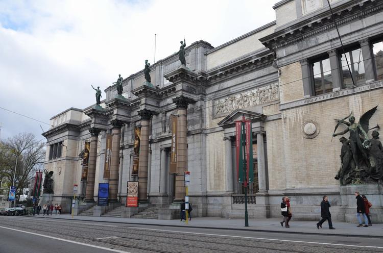 Брюссель, Музей изящных искусств