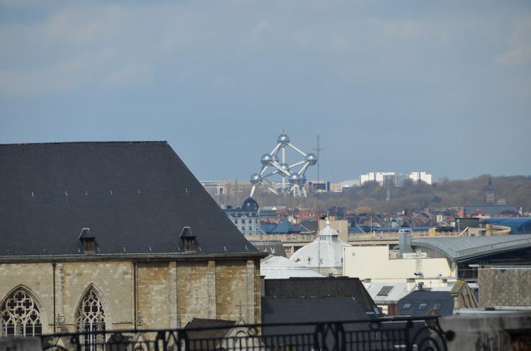 Брюссель, Атомиум
