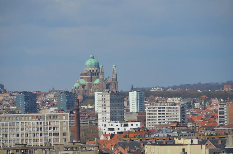 Брюссель, базилика Святого Сердца