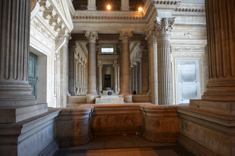 Брюссель, Дворец Правосудия