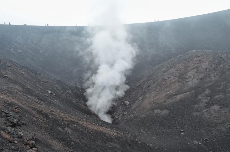 Этна. Центральный кратер