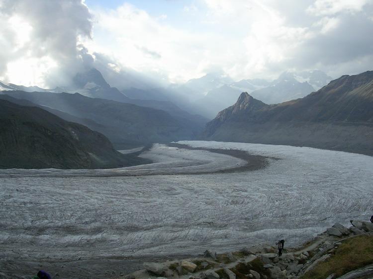 Ледник Горнера