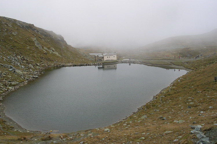 Озеро Шварцзее