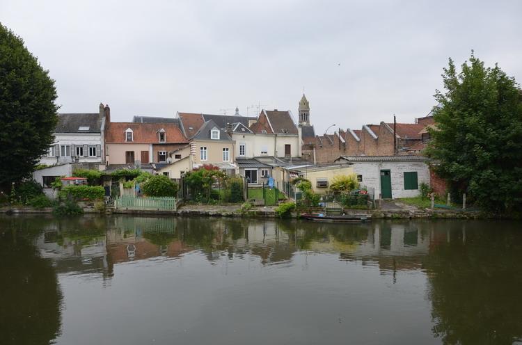 Амьен квартал Сен-Лё