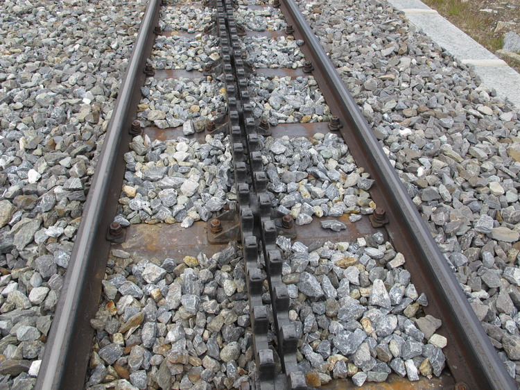 Поезд на Горнергарт