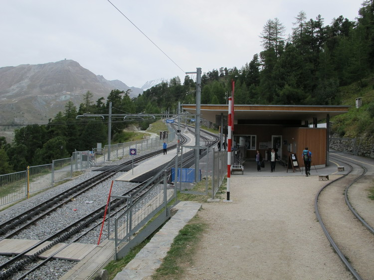 станция Риффельальп