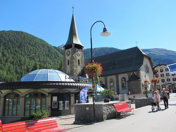 Церматт Альпийский музей