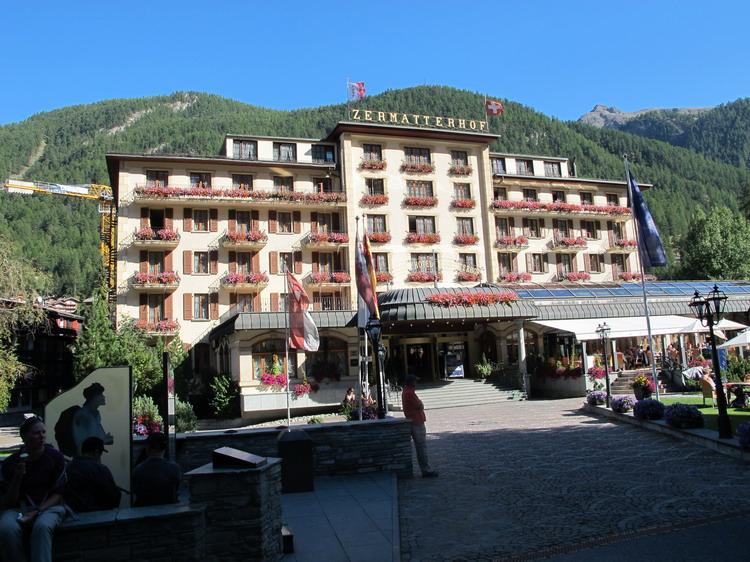 Grand Hotel Zermattenhof