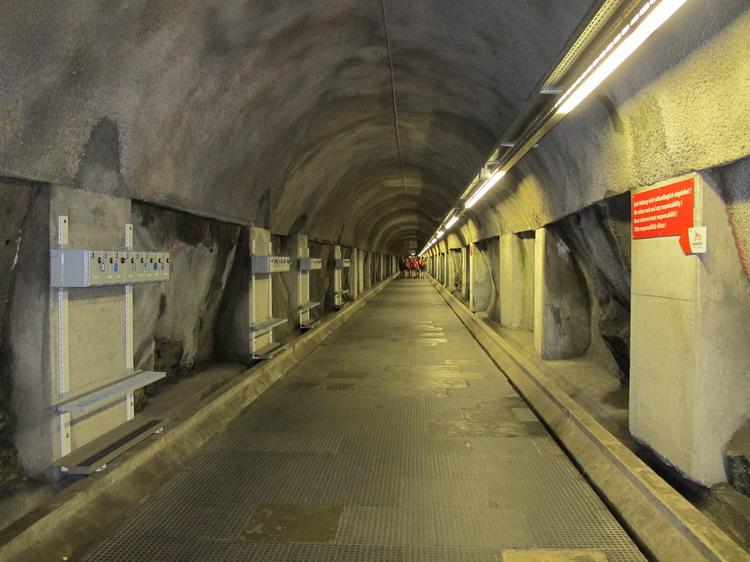 Ротхорн подземный туннель