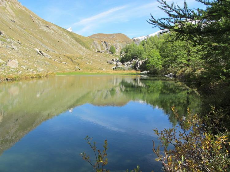 озеро Grinjisee