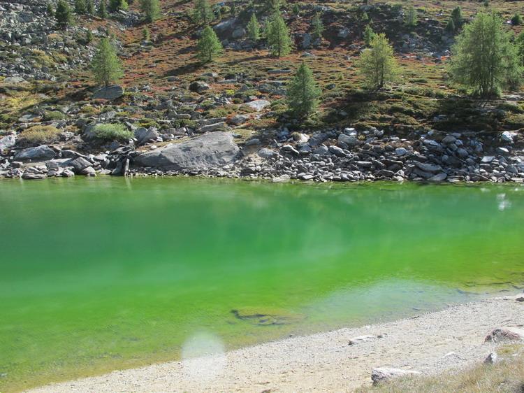 Озеро Грюнзее