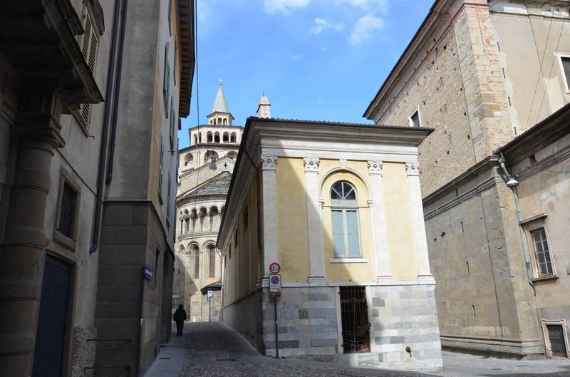Бергамо, базилика СантаМария Маджоре