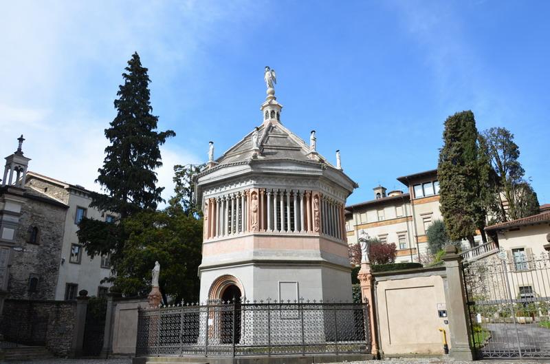 Бергамо, Дуомо, Баптистерий