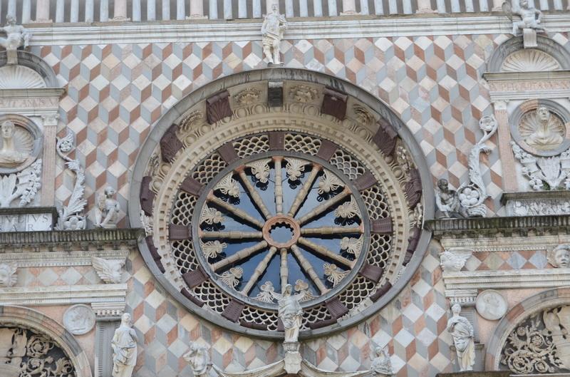 Бергамо, капелла Коллеони