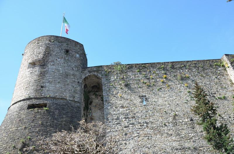 Бергамо, Крепость Ла Рокка