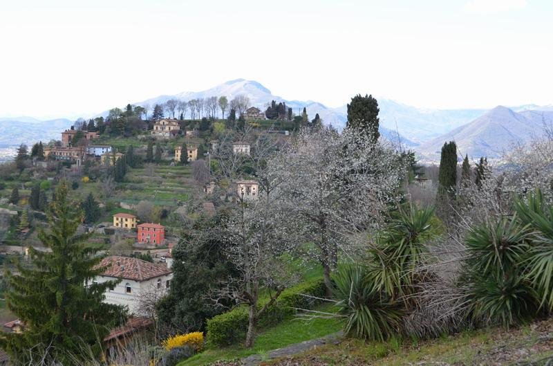 Бергамо, холм Виджилио