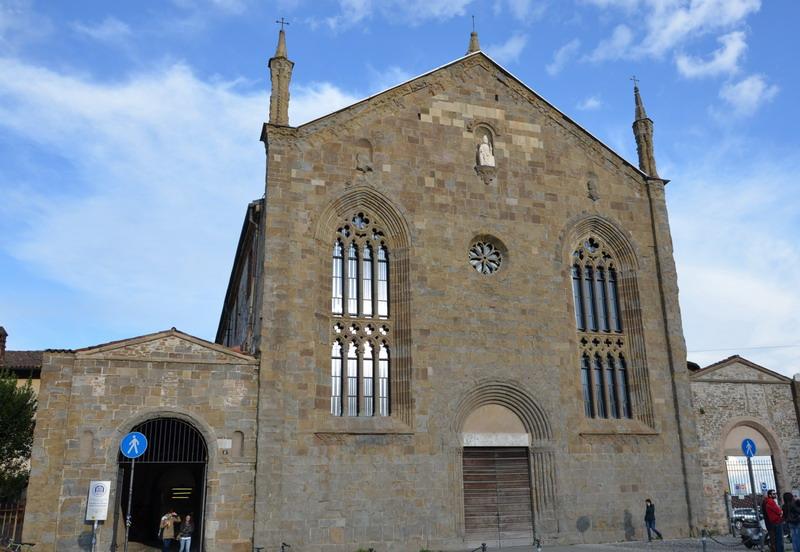 Бергамо, церковь Св. Августина