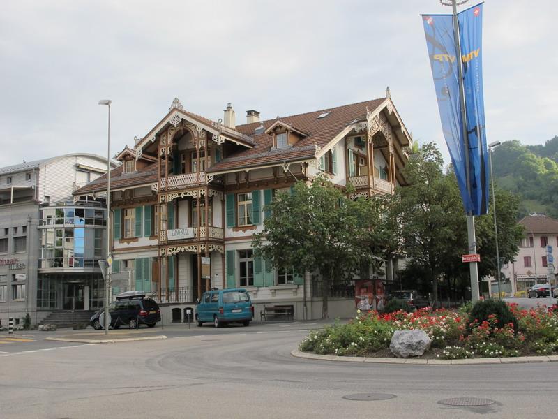 Тун, отель Эмменталь