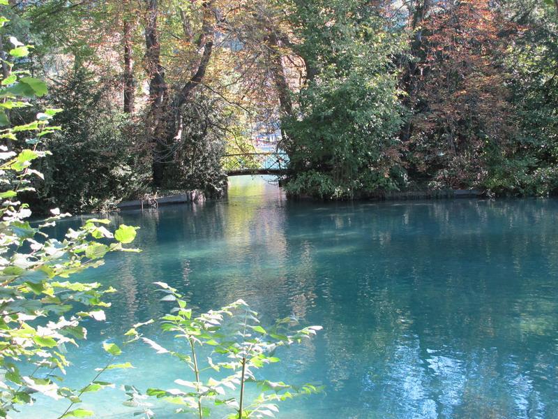 Тун, река Ааре